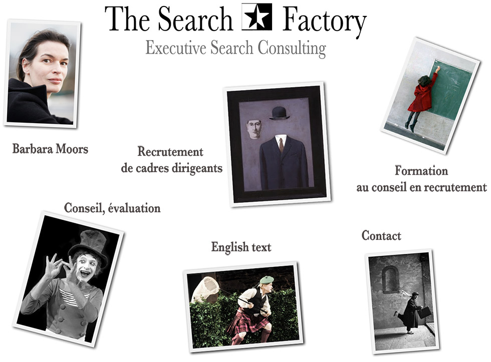 The Search Factory